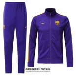Chandal del Barcelona 2019-2020 Purpura