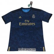 Tailandia Camiseta Real Madrid Segunda 2019-2020