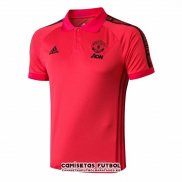 Polo Manchester United 2019-2020 Rojo