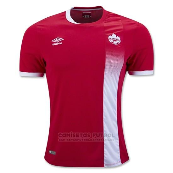 59cdf84808e44 Replica Canada Primera Barata 2016 barata - tienda camisetas futbol ...