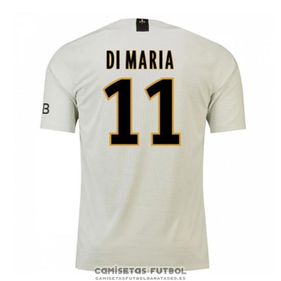 Camiseta Paris Saint-germain Jugador Di Maria Segunda Barata 2018-2019 18442513a33c6